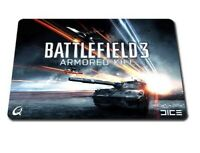 Battlefield 3-Qpad Pro Gaming Large mouse Pad-official-armored Kill
