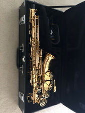 Used Cannonball Alto Saxophone