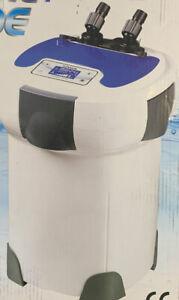 Sunsun 3000l/HW External Canister Filter Fish Tank Aquarium with UV Sterilizer9W