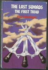 THE LOST SWORDS THE FIRST TRIAD,Stories: 1,2,3 ,BY Fred Saberhagen, HC/DJ