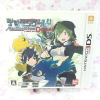 USED 3DS Nintendo Digimon World Re: Digitize Decode 40095 Japan Import