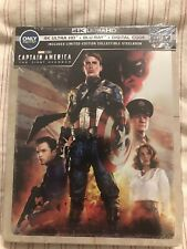 Captain America: The First Avenger Best Buy 4K Steelbook