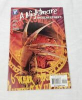 Nightmare on Elm Street 2 2006 Comic Book