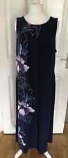 M&Co Ladies Size 16 Long Dress Bnwt