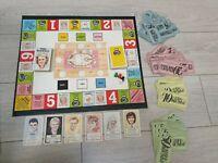 Vintage Retro Board Game 1989 BBC Tv's BREAD The Family Board Game with Box