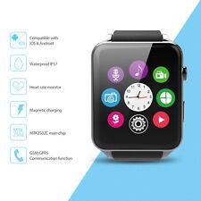 Wasserfest Bluetooth 4,0 HD Smart Watch Armband Kamera GSM für iPhone 7/7Plus/SE
