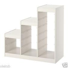 """IKEA TROFAST Frame Storage White Width: 39 """""""
