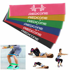 6Pcs Elastic Resistance Band Fitness Equipment Yoga Fitness Training Tube Set US