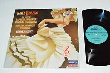RAVEL Bolero LP Charles Dutoit Montreal Symphony London Records Vinyl VG+/NM