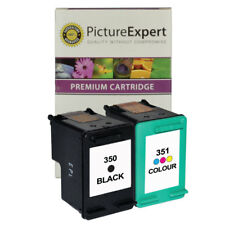 Remanufactured Black & Colour Ink Cartridge Pack for HP Photosmart C4480
