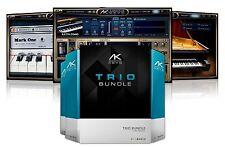 XLN Audio Addictive Keys Piano Trio Bundle (3 Piano Bundle) Full License