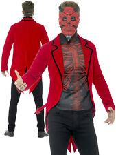Smiffy's Men's Day of the Dead Devil Adult Costume Medium