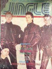 DEPECHE MODE Jingle RARE PHILIPPINES Music Magazine DAVE GAHAN MARTIN GORE