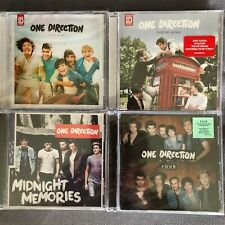 One Direction Collection | UK 1st Editions | 4 NEW SEALED CDs=Mint