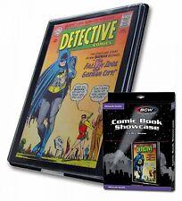 BCW Comic Book Showcase Display - Silver Size