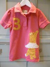 Joules girls applique Jnr Debbie Carmine polo shirt age 8 excellent condition