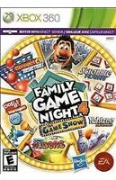 Family Game Night 4: The Game Show Xbox 360 5 Kids Games In 1