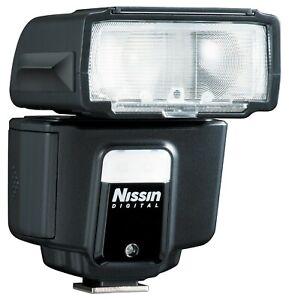 Nissin i40 Mini Flash for Fuji DSLR Camera Small Flashgun Fujifilm - NFG013FJ