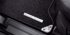 Range Rover L405 13-17 Carpet Floor Mats BLACK Short Wheel Base SWB Genuine New