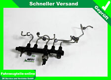 Ford Mondeo 5 V Fuel Rail with Sensor 9674300080 Delphi 2.0 TDCI