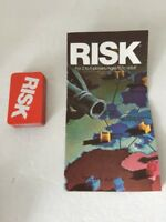Risk 1980 Replacement Parts Manual And Cards