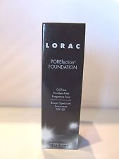Lorac Porefection Foundation Oil-Free #PR3 Light Beige (Sunscreen SPF 20)