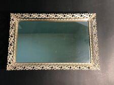 Vintage Vanity Mirror Tray