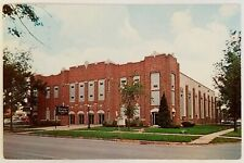 Gospel Temple Fort Wayne Indiana Postcard