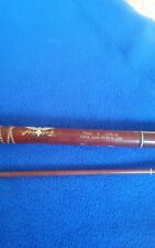 Vintage Fenwick 9 ft. two piece surf fishing rod.
