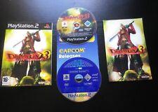 "JEU Sony PLAYSTATION 2 PS2 : DEVIL MAY CRY 3 Dante""s Awakening (Capcom COMPLET)"