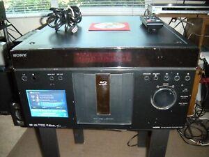 Sony BDP-CX960 400 Blu-ray Disc/DVD Mega Changer