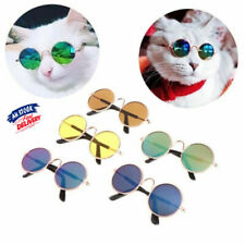 Cool Pet Glasses Small Dogs Puppy Cat Sunglasses Pet Dog Eye Protection Fashion