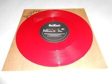 "OUTKAST Morris Brown/Idlewild Blue 10"" Vinyl  2006 Promo Only Red Vinyl New"