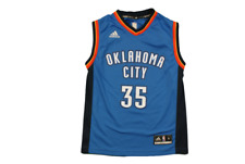Maillot basket rétro Thunder Oklahoma City