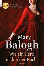 Wie ein Herz in dunkler Nacht ► Mary Balogh (2015, Taschenbuch)  ►►►UNGELESEN