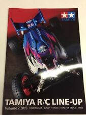 Tamiya Lot Magazine RC Line-UP (voir photos)