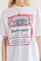Budweiser Beer Retro T Shirt