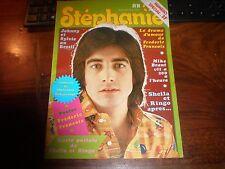 STEPHANIE N°11/RINGO/MIKE BRANT/SHEILA/JOHNNY ET SYLVIE/FRANCOIS 1973 EO