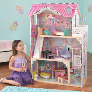KidKraft Annabelle Wooden Dollhouse