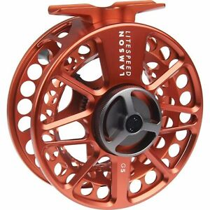 BRAND NEW IN BOX Lamson Litespeed 5+ G5 Fly Reel - 5/6 WT - Cinder - W/Warranty
