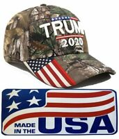 Donald Trump 2020 MAGA Hat Cap Camo USA KAG Make Keep America Great Again Hats