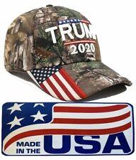 Donald Trump 2020 MAGA Hat Cap Camo USA KAG Make Keep America Great Again Hats