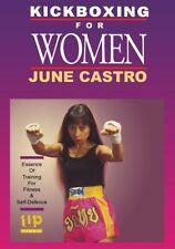 Kickboxing for Women Dvd June Castro muay thai martial arts