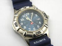 Rotary Mens GS3003 Swiss Commando Military Divers Submariner Watch - 100m