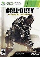 New Sealed Call of Duty: Advanced Warfare (Microsoft Xbox 360) BRAND NEW SEALED