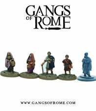 Gangs of Rome Mob Primus War Banner Footsore Miniatures WBGORM01
