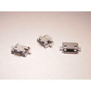 Micro USB Buchse Typ-B 5 Pin für Tablet, Handy, Navi (kd12)