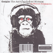 "MESHELL NDEGEOCELLO  -COOKIE THE ANTHROPOLOGICAL MIX"" - New Factory Sealed CD"