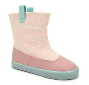 Toddler Girls' See Kai Run Basics Ripley Rain Fashion Boots Pink - SIZE 7 NWT