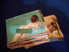 Aktfotos - vintage sonne Strand und mehr - Packet über 50 Stück 9x13 cm matt